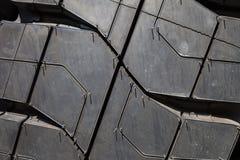 Fondo de la pisada de la rueda Imagen de archivo libre de regalías