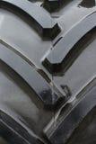 Fondo de la pisada del neumático del alimentador fotos de archivo libres de regalías