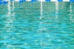 Fondo de la piscina de Smimming Fotografía de archivo