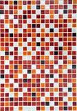 Fondo de la piscina del mosaico Imagen de archivo libre de regalías