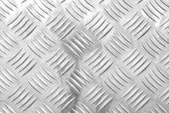Fondo de la placa de piso del metal Fotografía de archivo libre de regalías