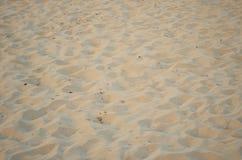 Fondo de la playa sand Fotos de archivo