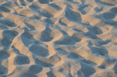 Fondo de la playa sand Fotografía de archivo libre de regalías