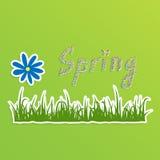 Fondo de la primavera Fotos de archivo libres de regalías