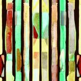 Fondo de la raya del Watercolour fotos de archivo libres de regalías