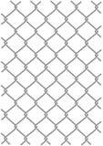 Fondo de la red de alambre de metal Imagen de archivo
