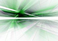 fondo de la rejilla 3d Imagenes de archivo