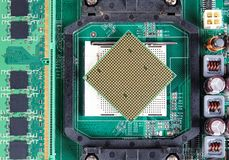 Fondo de la reparación del ordenador Foto de archivo libre de regalías