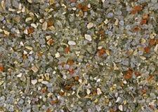 Fondo de la sal del mar Imagen de archivo libre de regalías