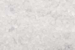 Fondo de la sal del mar, visión superior foto de archivo