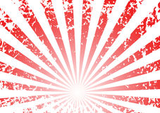 Fondo de la salida del sol de Grunge Imágenes de archivo libres de regalías