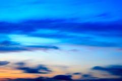 Fondo de la salida del sol, luz de la madrugada, el natural imagen de archivo libre de regalías