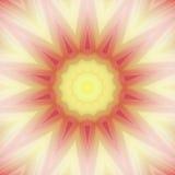 Fondo de la sol Imágenes de archivo libres de regalías