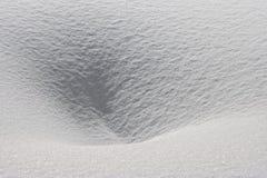 Fondo de la superficie de la nieve Fotos de archivo