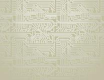 Fondo de la tarjeta de circuitos del vector stock de ilustración