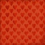 Fondo de la tarjeta del día de San Valentín Imagen de archivo