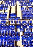 Fondo de la tecnología Imagen de archivo libre de regalías