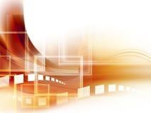 Fondo de la tecnología Imagenes de archivo