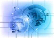 Fondo de la tecnología ilustración del vector