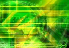 Fondo de la tecnología Stock de ilustración