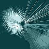 Fondo de la tecnología, vector Imagenes de archivo