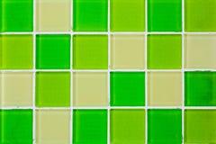 Fondo de la teja de mosaico de la teja Imagen de archivo libre de regalías