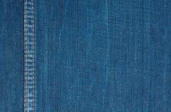 Fondo de la tela áspera del dril de algodón Imagen de archivo