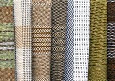 Fondo de la tela de las lanas Imagen de archivo libre de regalías