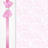 Fondo de la tela del cordón Imagen de archivo libre de regalías