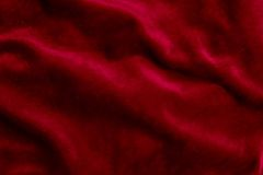Fondo de la tela del velor de Borgoña Fotos de archivo