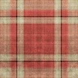 Fondo de la tela escocesa Imagen de archivo libre de regalías