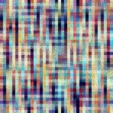 Fondo de la tela escocesa con textura diagonal stock de ilustración