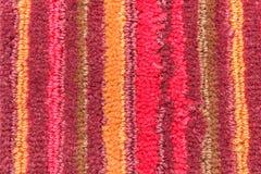 Fondo de la textura de la alfombra Fotografía de archivo