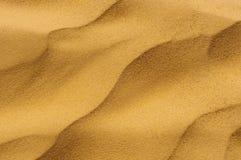 Fondo de la textura de la arena Foto de archivo libre de regalías