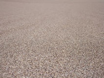 Fondo de la textura de la arena Imagenes de archivo