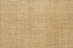 Fondo de la textura de la arpillera Imagen de archivo libre de regalías