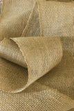 Fondo de la textura de la arpillera Fotografía de archivo