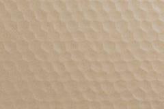 Fondo de la textura de la caja de cartón Foto de archivo libre de regalías