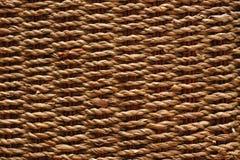 Fondo de la textura de la cesta Foto de archivo libre de regalías