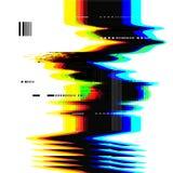 Fondo de la textura de la distorsión Fotos de archivo libres de regalías