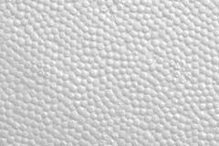 Fondo de la textura de la espuma de poliestireno Fotografía de archivo libre de regalías