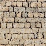 Fondo de la textura de la pared de ladrillo Fotos de archivo libres de regalías