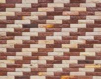 Fondo de la textura de la pared de ladrillo Imágenes de archivo libres de regalías