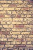 Fondo de la textura de la pared de ladrillo Fotografía de archivo libre de regalías