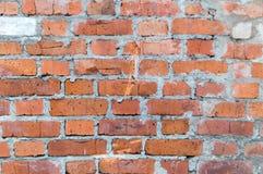 Fondo de la textura de la pared de ladrillo Imagenes de archivo