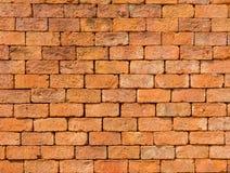 Fondo de la textura de la pared de ladrillo del vintage del primer, Tailandia imagen de archivo