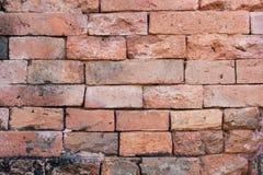 Fondo de la textura de la pared de ladrillos Imagen de archivo libre de regalías