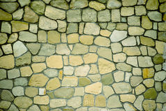 Fondo de la textura de la pared de piedra Fotografía de archivo