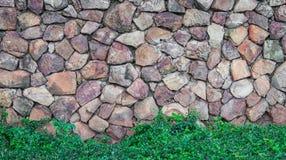 Fondo de la textura de la pared de piedra Imagen de archivo
