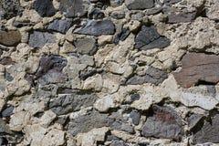 Fondo de la textura de la pared de piedra Imágenes de archivo libres de regalías